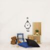 chispum_wallsticker_bird and owl A