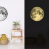 chispum_wallsticker_moon B