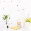 chispum_wallsticker_polka dots