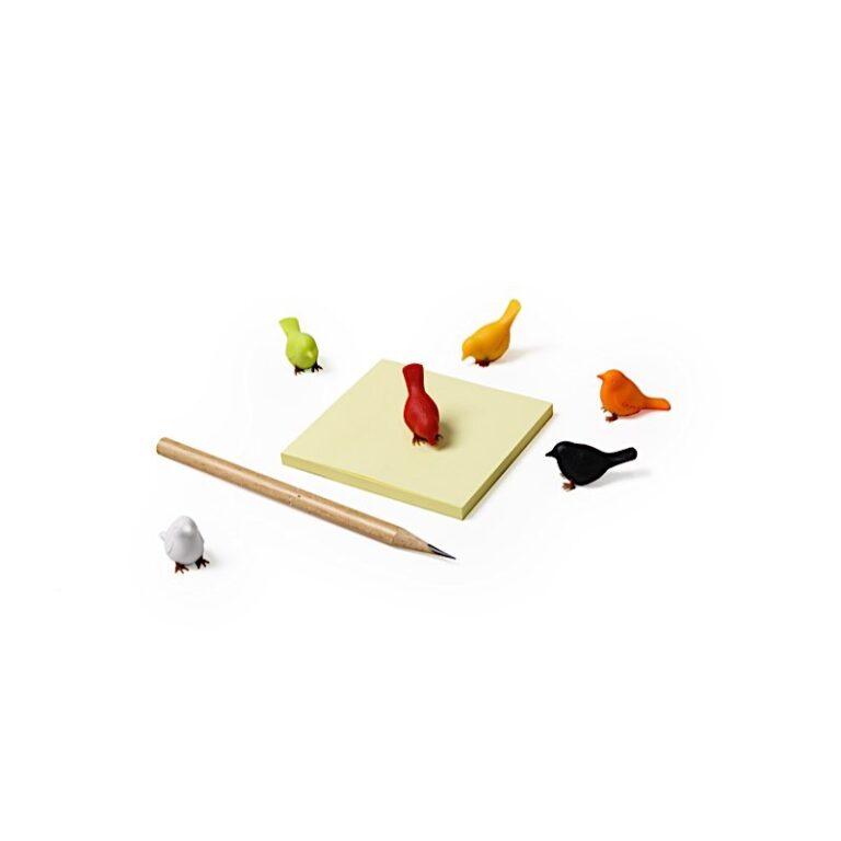 Mini Sparrow Magnet - QL10258