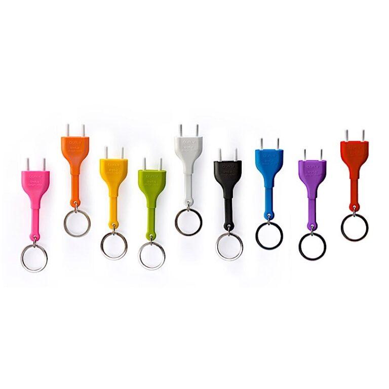 Unplug Key Ring - QL10076