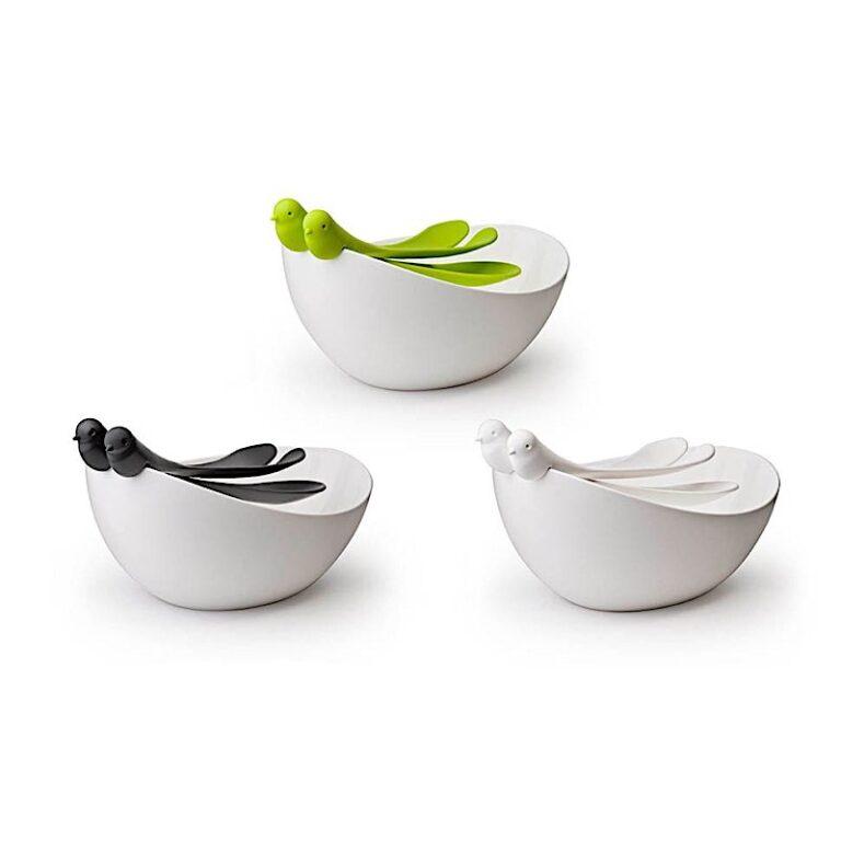 Sparrow Salad Bowl - QL10098