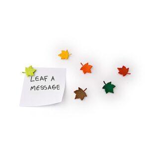 Leaf a Message Magnets - QL10105