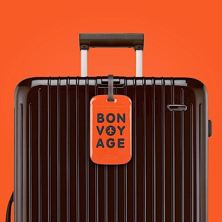 BV Luggage Tag - AL002