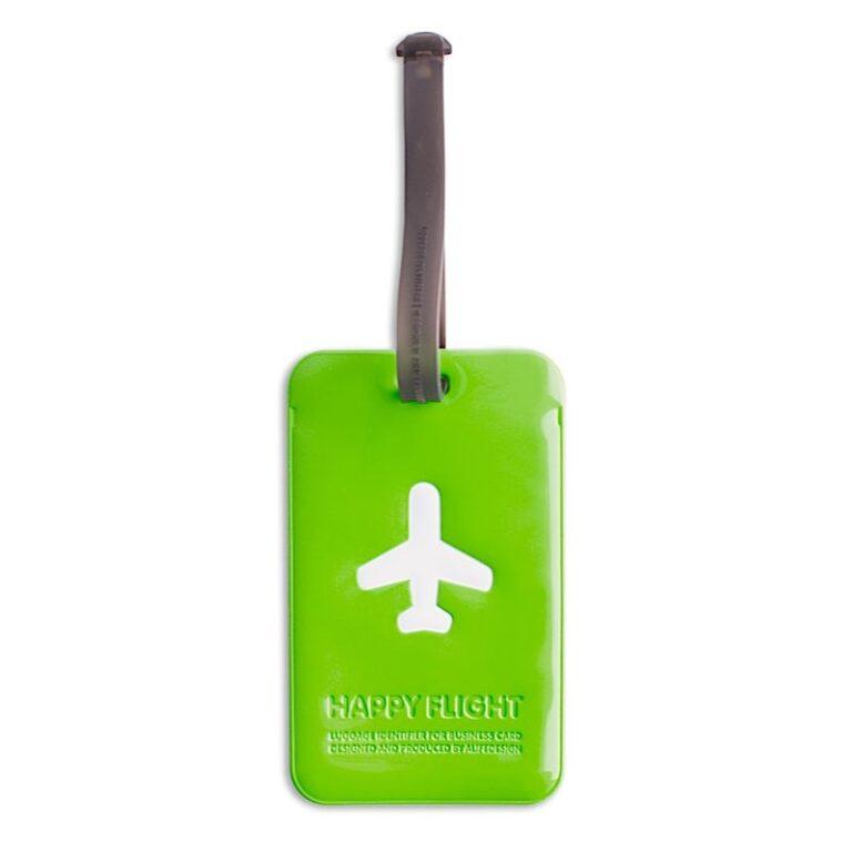 HF Square Luggage Tag - ALCF038
