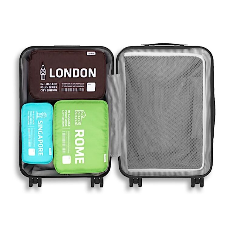 In-Luggage City CUBE - ALDC005