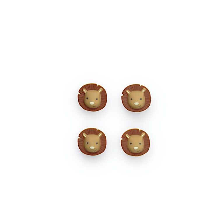 Hakuna - Set de 4 Magnets - APHK625