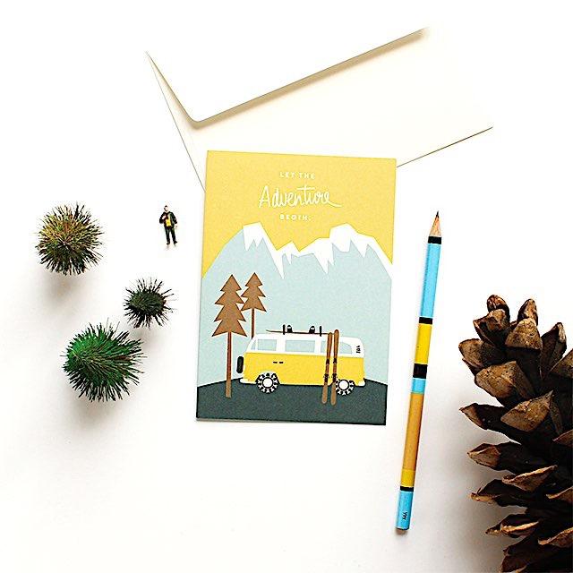 Greeting Card - RTCARD