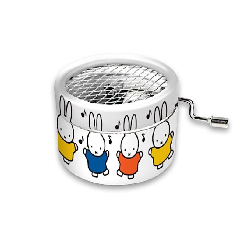 Boîte à Musique Miffy - TD517002