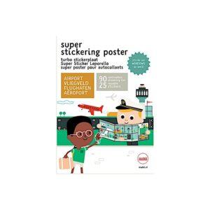 Stickering Poster - MA008