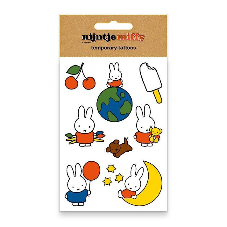 Miffy Tattoo - TD513138