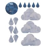 Clouds Bleu
