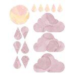 Clouds Rose